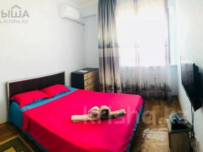 2-комнатная квартира, 65 м², 10/15 этаж посуточно, Сауран 3/1 — Достык за 11 000 〒 в Нур-Султане (Астана), Есильский р-н — фото 2