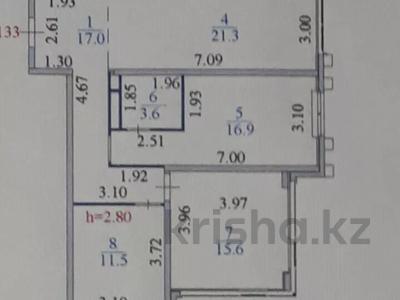 4-комнатная квартира, 105 м², 21/24 этаж, ул 23-15 9/1 — Нажимидинова за 42.9 млн 〒 в Нур-Султане (Астана), Алматы р-н — фото 6