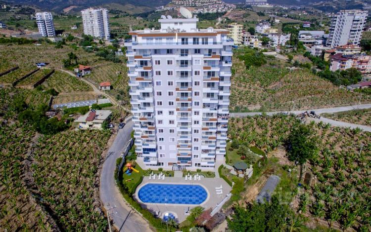 2-комнатная квартира, 54.35 м², 7/12 этаж, Antalya, Mersin-Alanya 179 за 30.5 млн 〒 в