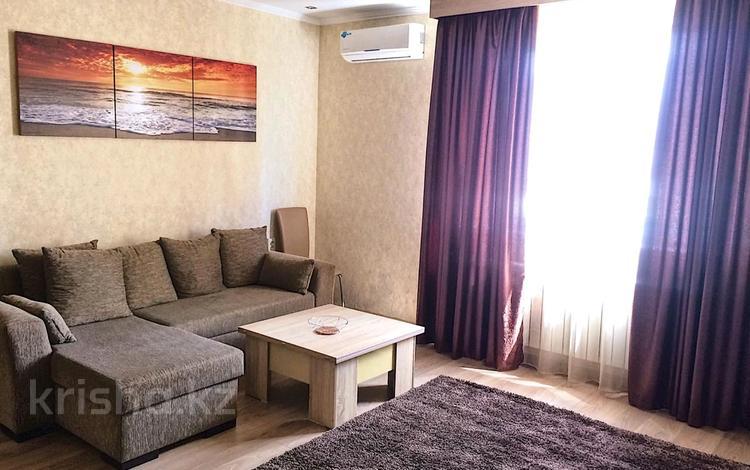 2-комнатная квартира, 50 м², 20/25 этаж посуточно, Абиша Кекилбайулы 270 за 18 000 〒 в Алматы, Бостандыкский р-н