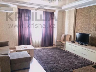 2-комнатная квартира, 50 м², 20/25 этаж посуточно, Абиша Кекильбайулы 38Г за 15 000 〒 в Алматы, Бостандыкский р-н — фото 3