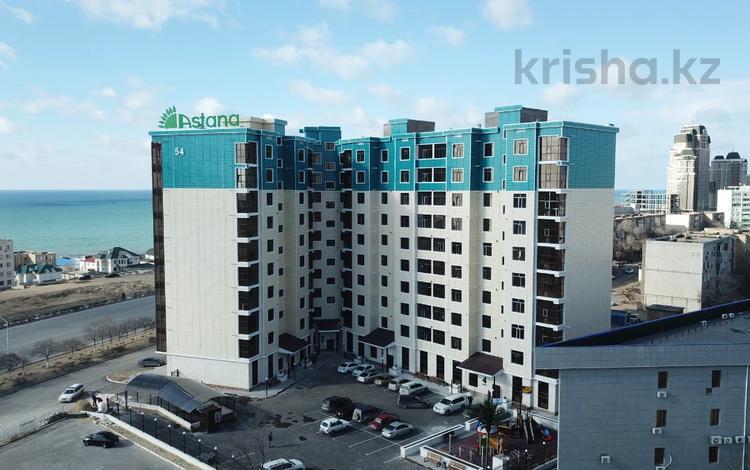 2-комнатная квартира, 89.78 м², 2/10 этаж, 13-й мкр 37/3 за ~ 25.1 млн 〒 в Актау, 13-й мкр
