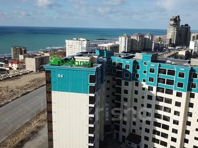 2-комнатная квартира, 89.78 м², 2/10 этаж, 13-й мкр 37/3 за ~ 25.1 млн 〒 в Актау, 13-й мкр — фото 3