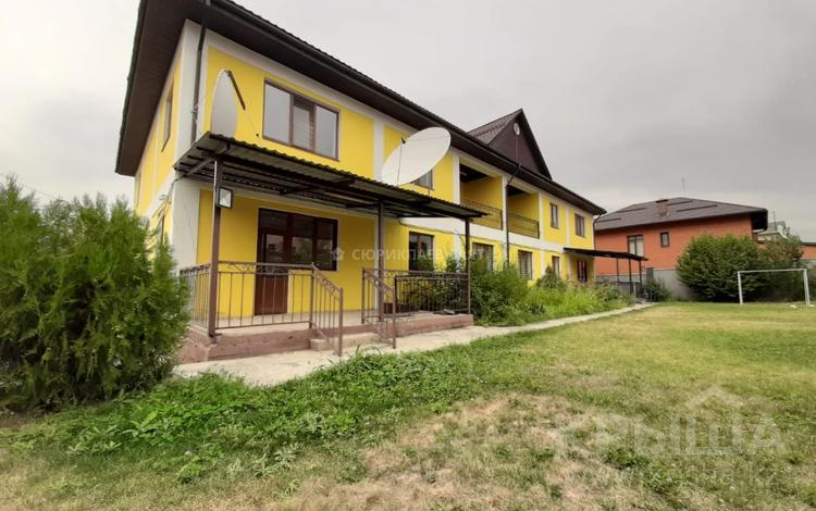 7-комнатный дом, 293 м², 6.5 сот., мкр Курамыс 163 за 62 млн 〒 в Алматы, Наурызбайский р-н