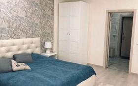 1-комнатная квартира, 48 м², 12/22 этаж посуточно, Сарайшык 5а за 10 000 〒 в Нур-Султане (Астана), Есиль р-н