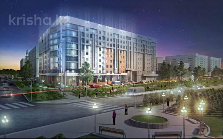 1-комнатная квартира, 44.1 м², 7/9 этаж, Кургалжинское шоссе Е430 за 9.8 млн 〒 в Нур-Султане (Астана), Есиль р-н