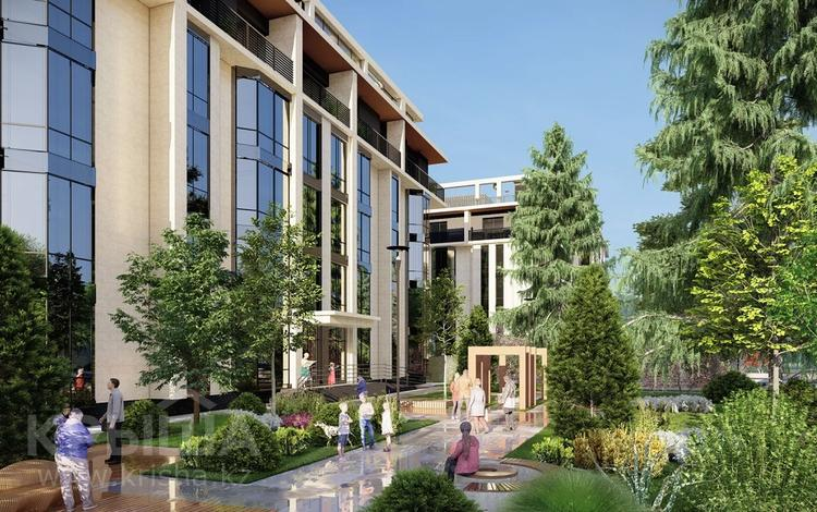 2-комнатная квартира, 107.4 м², Акселеу Сейдембек за ~ 59.1 млн 〒 в Алматы, Наурызбайский р-н