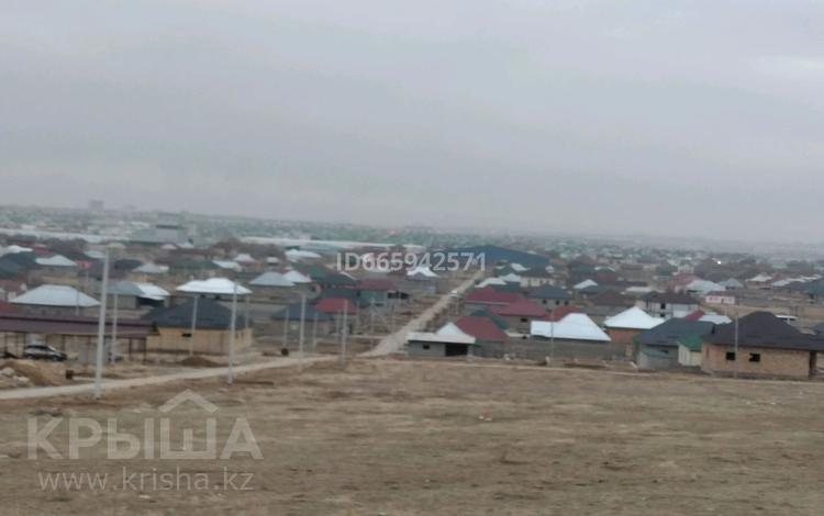 Участок 8 соток, мкр Асар-2 924 за 10 млн 〒 в Шымкенте, Каратауский р-н