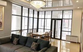 3-комнатная квартира, 140 м², 2/8 этаж помесячно, Орынбор 23 — Мангилик Ел за 300 000 〒 в Нур-Султане (Астана), Есиль р-н