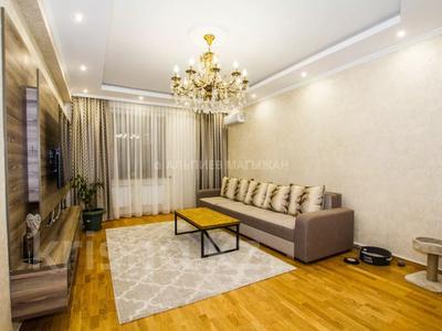 3-комнатная квартира, 110 м², 14/15 этаж, Навои 62 — Жандосова за 49 млн 〒 в Алматы, Бостандыкский р-н