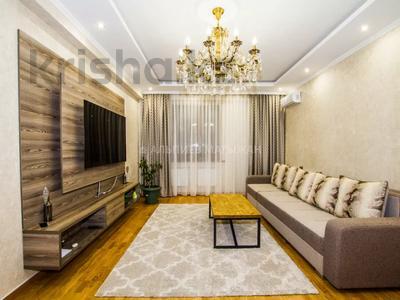 3-комнатная квартира, 110 м², 14/15 этаж, Навои 62 — Жандосова за 49 млн 〒 в Алматы, Бостандыкский р-н — фото 4