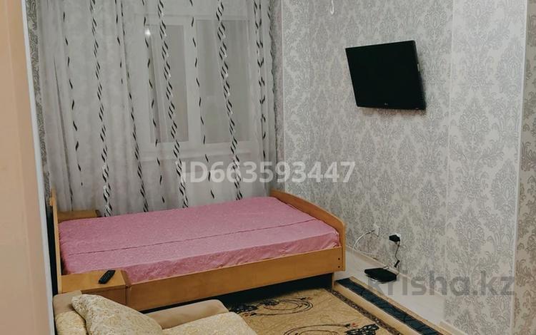 1-комнатная квартира, 39.5 м², 5/8 этаж посуточно, Сыганак 18/1 — Туркистан за 7 000 〒 в Нур-Султане (Астана), Есиль р-н