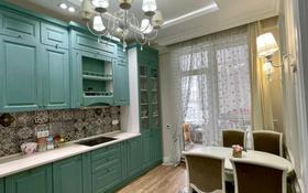 3-комнатная квартира, 130 м², 6/18 этаж помесячно, Баянауыл 1 за 220 000 〒 в Нур-Султане (Астана)