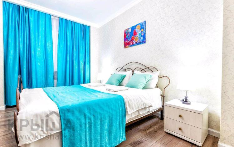 2-комнатная квартира, 65 м², 6/14 этаж помесячно, Сарайшык 7 за 200 000 〒 в Нур-Султане (Астана), Есиль р-н