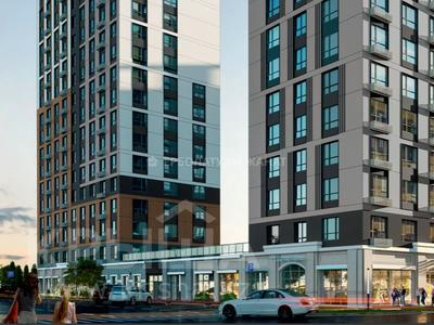 1-комнатная квартира, 39.24 м², Мухамедханова — 306 за ~ 13.7 млн 〒 в Нур-Султане (Астана), Есиль р-н