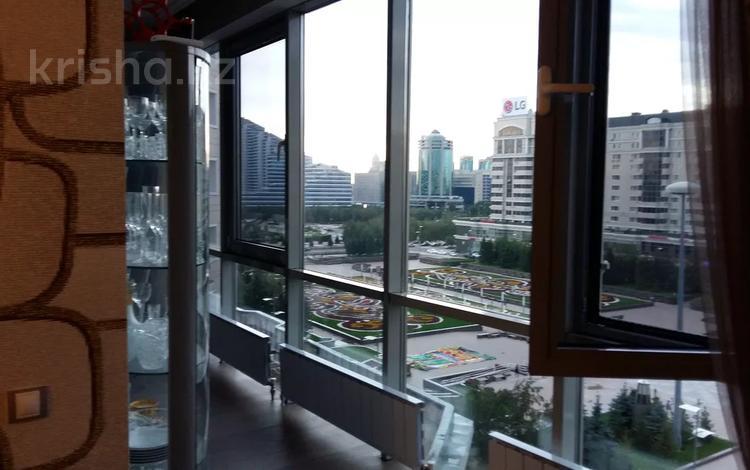 4-комнатная квартира, 205 м², 7/12 этаж, Достык 15 — Туркестан за 170 млн 〒 в Нур-Султане (Астана), Есиль р-н
