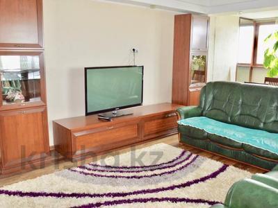 3-комнатная квартира, 90 м², 11/16 этаж посуточно, Байсетовой 49 — Сатпаева за 13 000 〒 в Алматы — фото 2