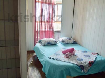 3-комнатная квартира, 90 м², 11/16 этаж посуточно, Байсетовой 49 — Сатпаева за 13 000 〒 в Алматы — фото 9