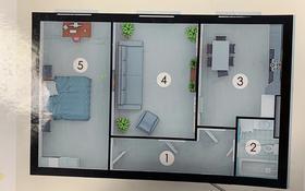 2-комнатная квартира, 63.43 м², 5/5 этаж, 29а мкр 8 за ~ 6.3 млн 〒 в Актау, 29а мкр