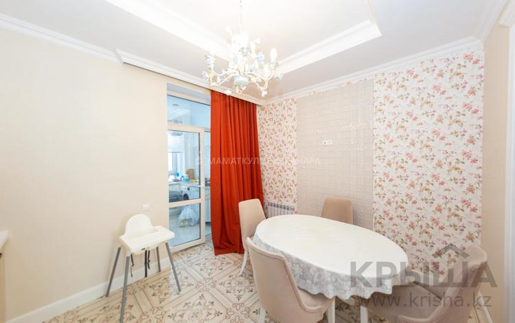 4-комнатная квартира, 143.2 м², 3/7 этаж, Амман 4 за 130 млн 〒 в Нур-Султане (Астане), Есильский р-н