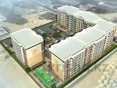3-комнатная квартира, 94.64 м², 16-й мкр за ~ 9.9 млн 〒 в Актау, 16-й мкр  — фото 3