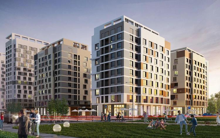2-комнатная квартира, 50.8 м², пр. Кабанбай батыра — ул. Т. Рыскулова за ~ 23.7 млн 〒 в Нур-Султане (Астане)