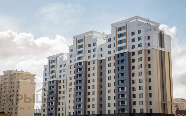 4-комнатная квартира, 125.26 м², 12 этаж, Туркестан 28/2 за ~ 52.9 млн 〒 в Нур-Султане (Астана), Есиль р-н