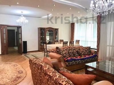 4-комнатная квартира, 220 м², 8/20 этаж, Достык 160 — Жолдасбекова за 98 млн 〒 в Алматы, Медеуский р-н — фото 2