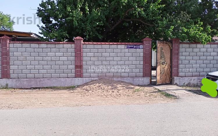6-комнатный дом, 155 м², 15 сот., Абдалиев 61 — Жандосов за 20 млн 〒 в Казыгурте
