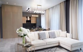 3-комнатная квартира, 123 м², 1/3 этаж, Аль- Фараби 116/17 за 147.8 млн 〒 в Алматы, Медеуский р-н
