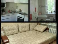 1-комнатная квартира, 30 м², 2/9 этаж посуточно, Естая 95 — Катаева за 6 000 〒 в Павлодаре