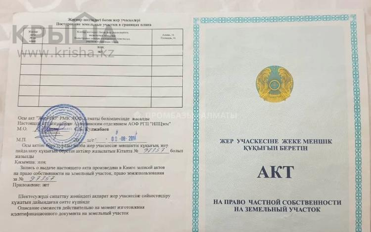 Промбаза 4 га, Б/н за 860 млн 〒 в Боралдае (Бурундай)
