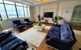 5-комнатная квартира, 265 м², 25/30 этаж помесячно, Байтурсынова 9 за 1.2 млн 〒 в Нур-Султане (Астана)