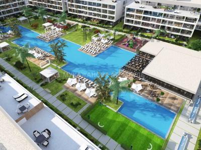2-комнатная квартира, 80 м², 1/5 этаж, Фамагуста — Лонг бич за 32 млн 〒 в Искеле — фото 11