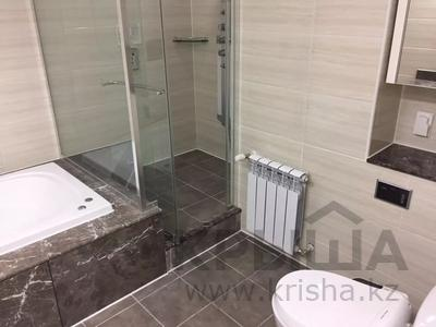 4-комнатная квартира, 174 м², 12 этаж помесячно, Ахмета Байтурсынова 9 за 500 000 〒 в Нур-Султане (Астана), Алматы р-н — фото 16