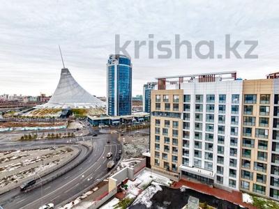 1-комнатная квартира, 45 м², 9/10 этаж посуточно, ул Е-49 1 — Достык за 10 000 〒 в Нур-Султане (Астана) — фото 10