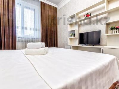 1-комнатная квартира, 45 м², 9/10 этаж посуточно, ул Е-49 1 — Достык за 10 000 〒 в Нур-Султане (Астана) — фото 2