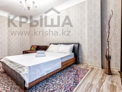 1-комнатная квартира, 45 м², 9/10 этаж посуточно, ул Е-49 1 — Достык за 10 000 〒 в Нур-Султане (Астана) — фото 3