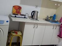 1-комнатная квартира, 19 м² посуточно, мкр Хан Тенгри, Мустафина 83 за 6 000 〒 в Алматы, Бостандыкский р-н