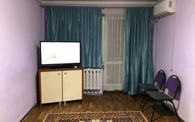 1-комнатная квартира, 34 м², 4/4 этаж на длительный срок, Абая 63 — Сейфуллина за 170 000 〒 в Алматы, Алмалинский р-н