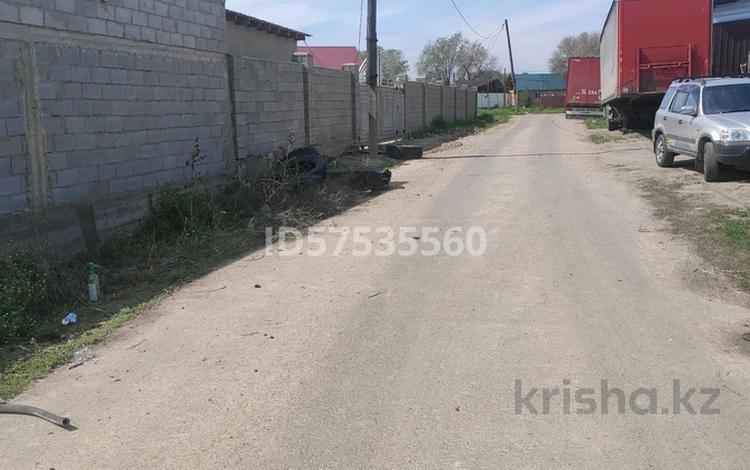 Участок 7.5 соток, Луговая 5 — Ускенбаева за 1.5 млн 〒 в Комсомоле