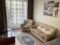 1-комнатная квартира, 40 м², 13/20 этаж посуточно, Манаса 109а — Абая за 14 000 〒 в Алматы