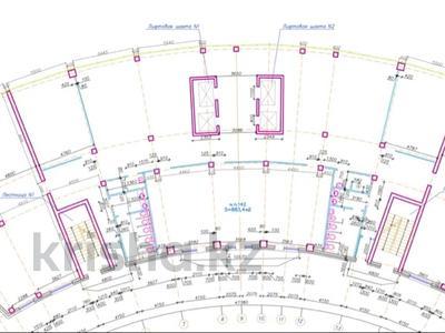 Помещение площадью 883 м², Сыганак 10А — Кабанбай батыр за 444 млн 〒 в Нур-Султане (Астана), Есиль р-н — фото 6