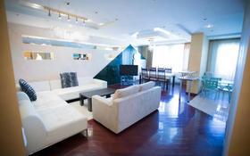 4-комнатная квартира, 200 м², 21/33 этаж посуточно, Кабанбай батыра 11 — Сарайшык за 30 000 〒 в Нур-Султане (Астана), Есиль р-н