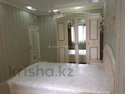 2-комнатная квартира, 58 м², 4/13 этаж на длительный срок, проспект Достык за 380 000 〒 в Алматы, Медеуский р-н