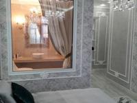 1-комнатная квартира, 56 м² посуточно, мкр Тастак-2, Брусиловского 159блок6 за 15 000 〒 в Алматы, Алмалинский р-н