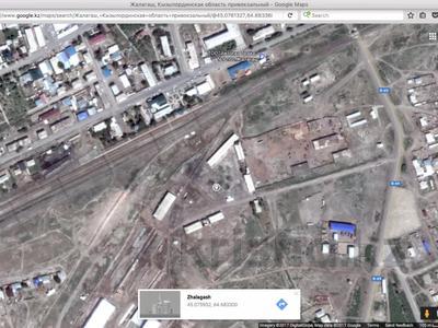 Промбаза 3.813 га, Поселок Жалагаш — Привокзальный за 140 млн 〒 в  — фото 2