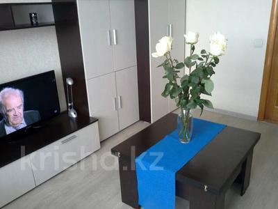 2-комнатная квартира, 46 м², 2/5 этаж посуточно, Комиссарова — Ержанова за 15 000 〒 в Караганде