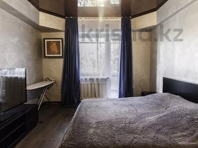 1-комнатная квартира, 36 м², 3/5 этаж посуточно, Фурманова 80 — Айтеке би за 9 999 〒 в Алматы, Медеуский р-н — фото 7