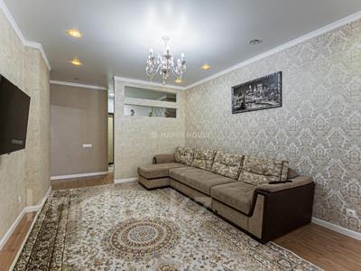 2-комнатная квартира, 90 м², 7/15 этаж посуточно, Алматы 11 — Туркестан за 13 000 〒 в Нур-Султане (Астане), Есильский р-н